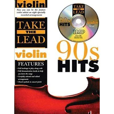 Partition variété, pop, rock... IMP TAKE THE LEAD 90´ HITS + CD - VIOLON Cordes