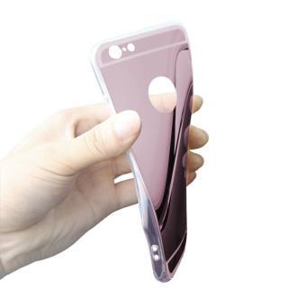 coque miroir rose pour iphone 6 6s