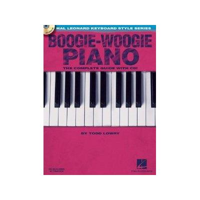 Boogie-Woogie Piano: The Complete Guide + Cd Topnews
