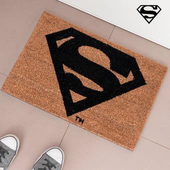 paillasson superman tapis d entree