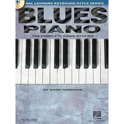 Blues Piano Complete Guide + Cd