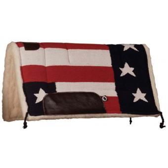 tapis western usa drapeau usa standard
