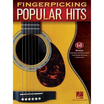Fingerpicking Popular Hits 14 Songs