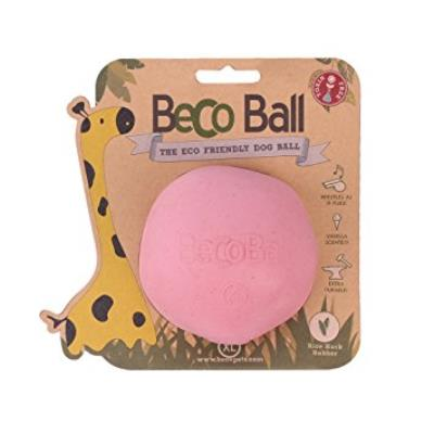 Becothings Becoball pour Chien Extra Grand Rose