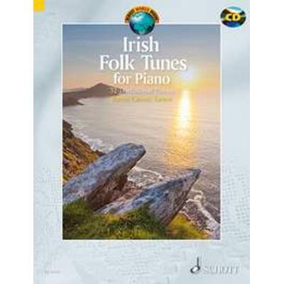 Irish Folk Tunes +Cd (32 Traditionnels Irlandais) - Piano