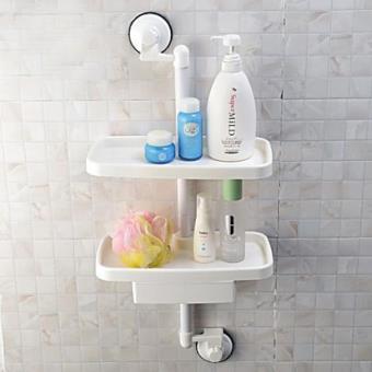 accessoire salle de bain avec ventouse