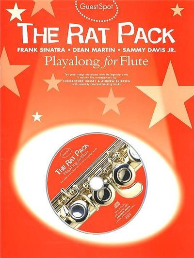 Guest Spot: Rat Pack Playalong For Flute + Cd