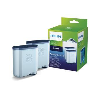 2 filtres a eau anticalcaire pour espresso philips aquaclean ca6903 22