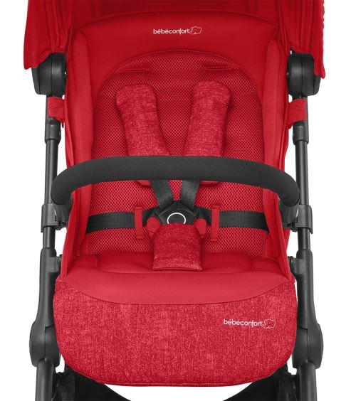 poussette canne bebe confort lara nomad rouge