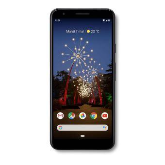 Photo de smartphone-google-pixel-3a-64-go-noir