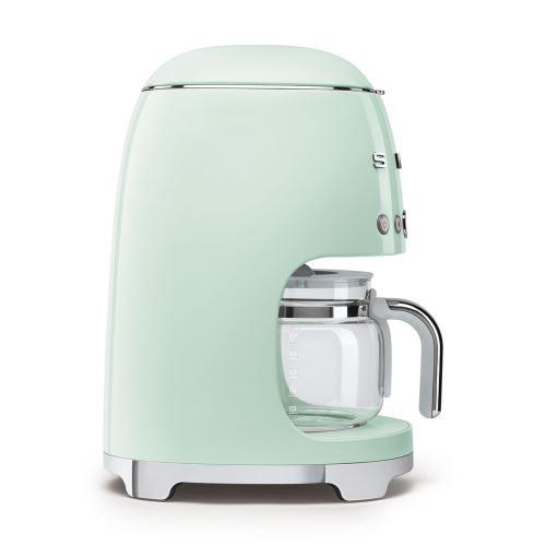 cafetiere a filtre smeg dcf02pgeu 1050 w vert d eau
