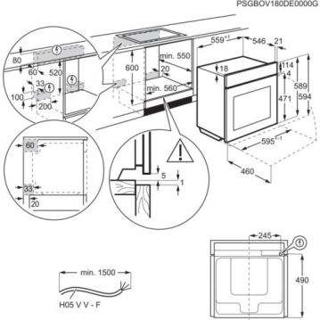 Image result for Electrolux EOB9S31WX