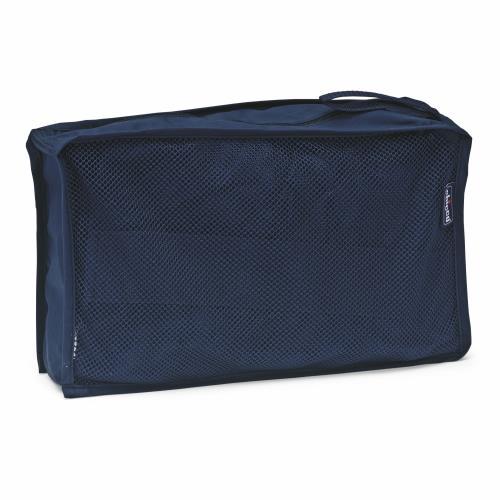 rehausseur chicco pour lit parapluie bleu