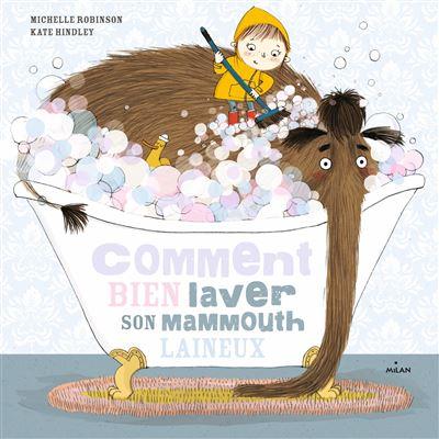 Couverture - La mammouth laineux