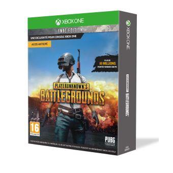 71 Sur PlayerUnknowns Battlegrounds PUBG Edition Fnac