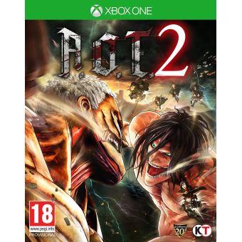 A.O.T. 2 Xbox One
