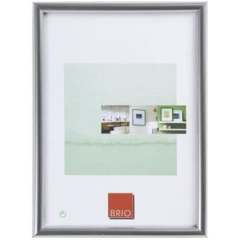 Cadre Photo Brio Gallery Argent 20 X 30 Cm Accessoire Photo Achat Prix Fnac