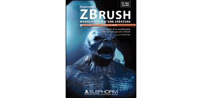 Apprendre Zbrush - Modélisation d?une créature