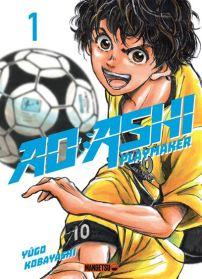 Ao ashi Tome 01 - Dernier livre de Yûgo Kobayashi - Précommande & date de sortie   fnac