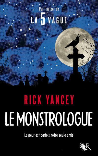 """Résultat de recherche d'images pour """"le monstrologie rick yancey"""""""