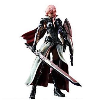 Figurine Final Fantasy 13 Lightning Returns Sur Jeux