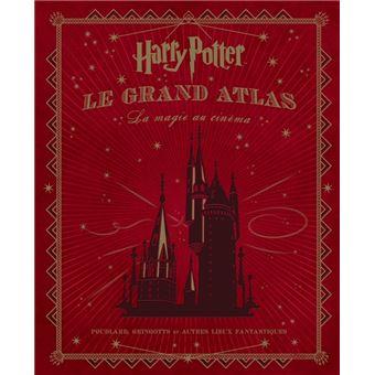 Harry Potter - Le grand atlas