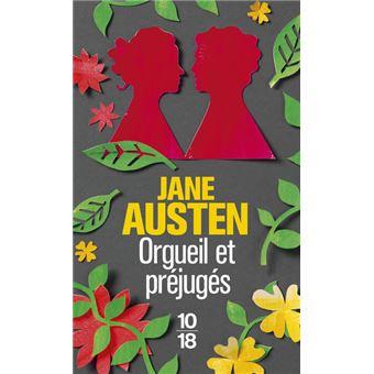 Orgueil Et Prjugs Poche Jane Austen Virginia Woolf