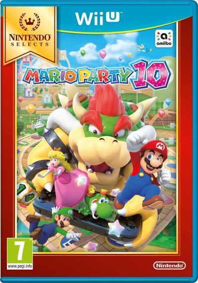Mario Party 10 Nintendo Selects Wii U