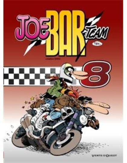 Joe Bar Team - Tome 08