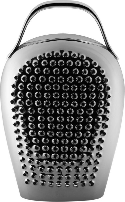 Râpe à fromage Cloche Alessi Cheese please CHB02, Inox