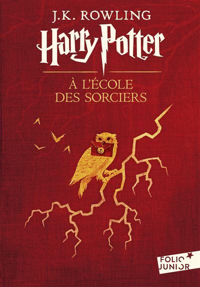 """Résultat de recherche d'images pour """"harry potter à l'école des sorciers livre"""""""