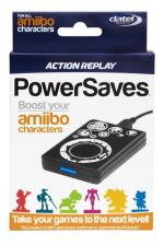 Powersaves Datel Action Replay Amiibo
