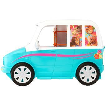 Voiture 4x4 Transformable De Chiots Barbie Accessoire