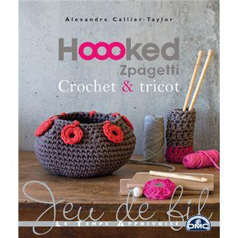 hoooked zpagetti crochet tricot