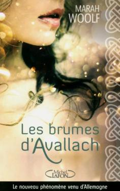 couverture des Brumes d'Avallach
