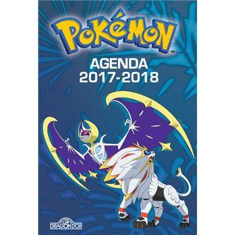 Les Pokémon - Agenda 2017-2018 Les Pokémon