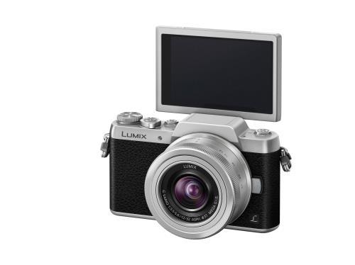Hybride Panasonic Lumix DMC-GF7 Silver