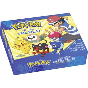 Les Pokémon - Le jeu d'Alola