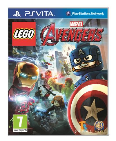 Lego Marvel´s Avengers PS Vita