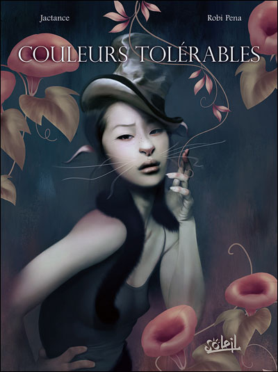 """Résultat de recherche d'images pour """"couleurs tolérables livre éditions soleil"""""""