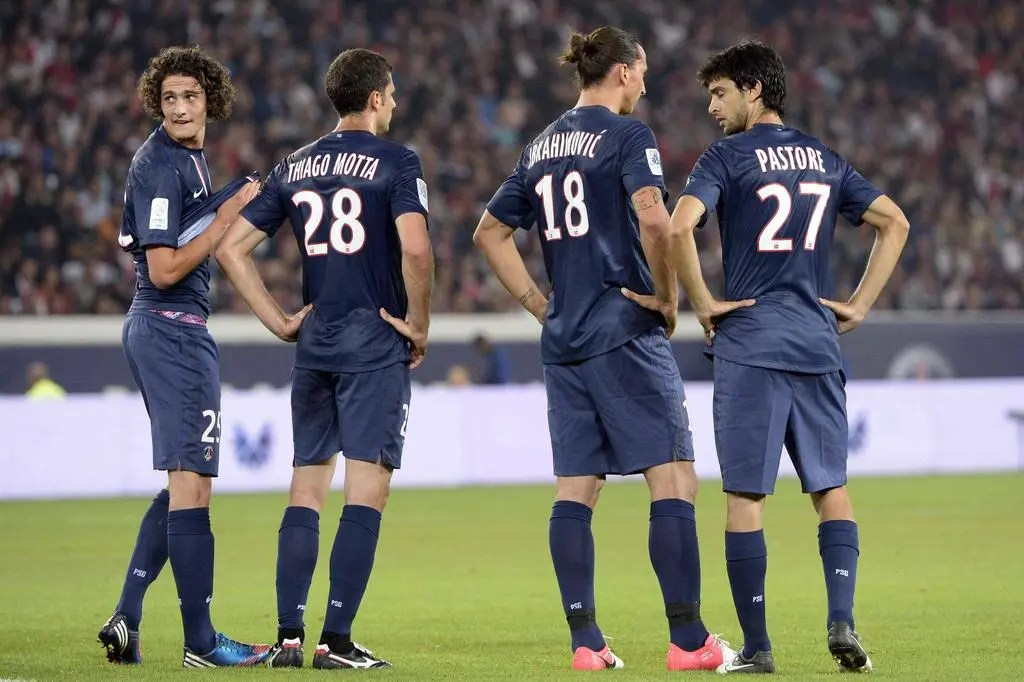 Image result for Stars of PSG