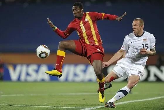Le Ghana fait la fierté de l'Afrique !