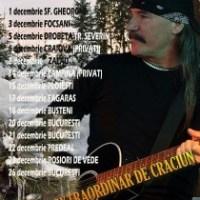 Vasile Şeicaru - turneu naţional în luna decembrie