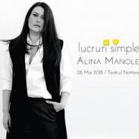 Lucruri simple - Alina Manole
