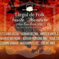 Târgul Național de Muzică Folk 2020