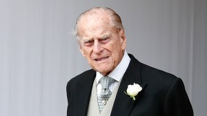 "Prince Philip spends the third night in London hospital after being admitted for ""precautionary measure"""