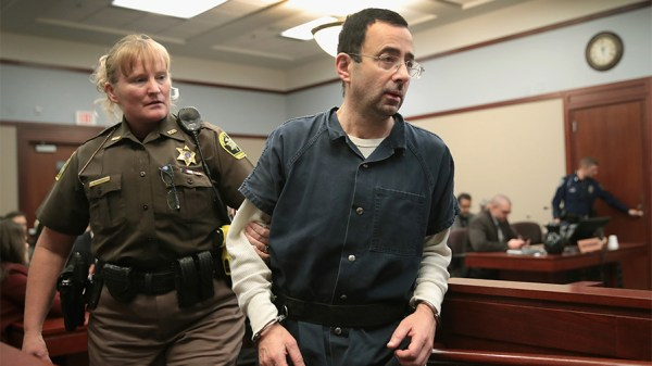 Michigan State University fined $4 5 million in Nassar case