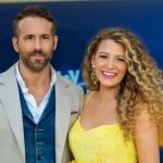 Blake Lively promotes husband Ryan Reynolds' movie with cheeky bikini photo 💥👩💥