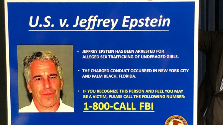 Jeffrey Epstein pleads not guilty after sex trafficking arrest, prosecutors claim he preyed on young girls