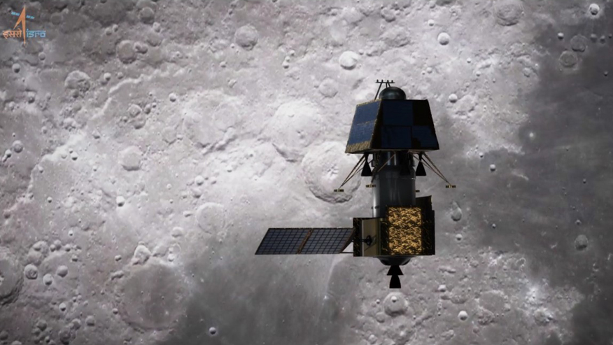 India eyes Moon landing as Chandrayaan-2 spacecraft enters